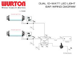 led trailer light wiring diagram tamahuproject org 7 way trailer wiring diagram at Trailer Lights Wiring Diagram