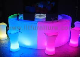 italian bar furniture. Italian Bar Tables / Furniture Restaurant Counter With Wireless Remote Control