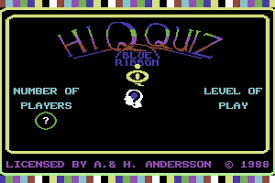 Download Hi Q Quiz Commodore 64 My Abandonware