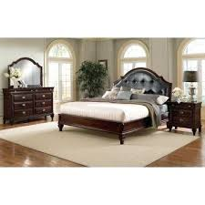 Bedroom Furniture American Signature Signature Black Bedroom ...