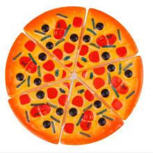 Режущие пластиковые игрушки для пиццы еда кухня ролевые ...