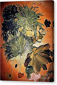 black and white with color canvas print winter blooms by nancy kane chapman on winter blooms ii canvas wall art with black and white with color canvas prints page 4 of 10 fine art