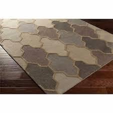 2 3 x 10 artistic weavers pollack morgan gray moroccan tile rug runner