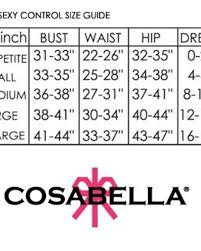 Cosabella Size Chart Cosabella Never Say Never Cutie Lace Thong