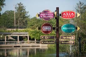 zoo exhibit sign.  Zoo Graphic Signage Artist Seasonal And Zoo Exhibit Sign