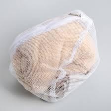 <b>Мешок для стирки бюстгальтеров</b>, 28×4 см, цвет белый (1439543 ...