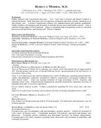 Physician Resume Template New Medical Physician Resume Template Physician Cv Template Physician