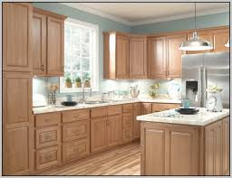 18 Light Brown Painted Kitchen Cabinets