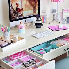 girly office. Girly Office Desk Accessories Large C
