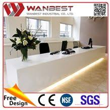office foyer furniture. Shenzhen Luxury Furniture Modern Front Reception Counter 3 Seats Office Foyer
