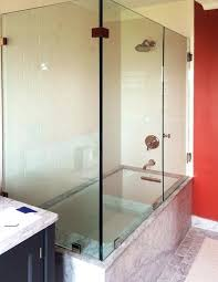 glass shower doors boston glass enclosures glass shower doors boston ma
