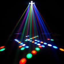 Circus Dj Light Chauvet Dj Lighting Circus 2 0 Irc Disco Led Effect Strobe Inc Bags Leads Controller