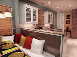 Wrap Around Bench Kitchen Table How To Build Banquette Seating How Tos Diy