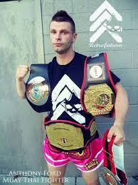 Anthony Ford Muay Thai Seminar