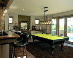 pool table rug example of a transitional game room design in size pool table rug