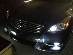 2009 Infiniti G37 Daytime Running Lights Led Drl Questions Myg37