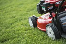 Image result for blocked lawn mower