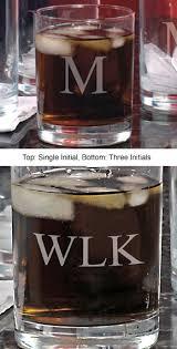 engraved drinking glasses set of 4