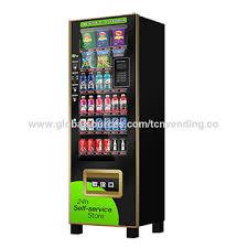 24 Hour Vending Machine Store Enchanting China TCN ODMOEM 48 Hours Convenience Store Vending Machine On