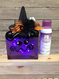 tint masters unique diy glass block spray paint with design master tint it lit up with 332ndf org