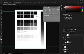 Grayscale Test Chart A Simple Way To Improve Your Black And White Prints On Any