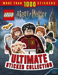 Lego Harry Potter Ultimate Sticker Collection More Than 1