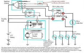 internal wiring of bj40 bj42 hj42 glow relay manual glow aresp2 jpg