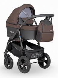 Купить детские <b>коляски 3 в</b> 1 для новорожденных в Новосибирске