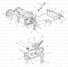 cub cadet zero turn parts diagram cub image wiring cub cadet 364 53aa1a5l100 cub cadet zero turn mower deck lift on cub cadet zero turn