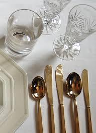 glasses table setting. Dashing Glasses Table Setting