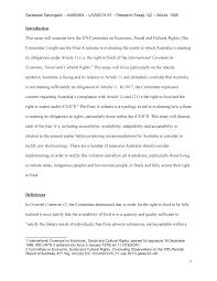 Australia Essay Laws519 Research Essay 2019 Hd Mq Studocu
