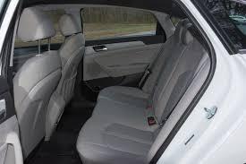 2018 hyundai sonata front seats 2018 hyundai sonata rear seats