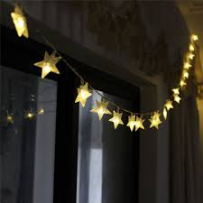Star String Lights For Bedroom Us 6 04 45 Off 2m Led Star String Lights Led Fairy Lights Christmas Holiday Wedding Decoration Lights Aa Battery Operate Decoration Star Lights In