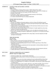 Tibco Resume Tibco Developer Resume Samples Velvet Jobs 1