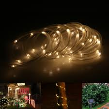 add charm to the outdoor area w rope lights lighting design inside solar waterproof 1 lights