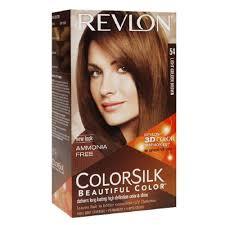 Revlon 54 Light Golden Brown Revlon Colorsilk Beautiful Color Light Golden Brown 54 1 Ea