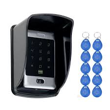Sant alone <b>RFID Access Control</b> Touch <b>Metal</b> Keypad With ...