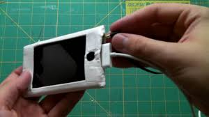 homemade duct tape ipod touch or iphone case tutorial soon