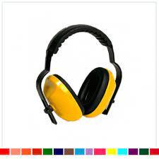 Essafe Gürültü Önleyici Kulaklık 26 Db Ge2601 (Sarı-Siyah) 10 Adet