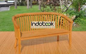 lenong lounge deep seating bench