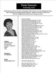 75 Beginning Actor Resume Resume Objective Examples Hostess