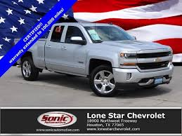 Certified Used 2017 Chevrolet Silverado 1500 LT For Sale in Houston TX | Stock: THZ178690 | VIN: 1GCVKREC8HZ178690