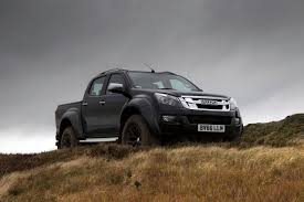 Isuzu D-Max AT35: Is this the ultimate hunting truck? - the Monocular