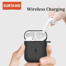 <b>Suntaiho Earphone Case</b> For Apple AirPods Wireless Charger <b>Case</b> ...