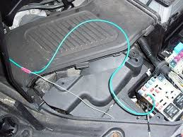 angel eyes wiring how to for newbies like me mazda3 forums the the next step would be to add the proper connector to the quot power quot wire which will then be inserted to the fuse box crimp the exposed wire to the