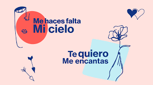 in spanish and other romantic phrases