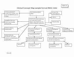 Concept Map Template Nursing New Template Nursing Care Plan Concept ...