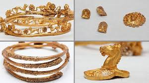 the gold trere from sveshtari was the archeological sensation of 2016