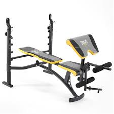 11 Off Everlast Weight Bench With 36Kg Vinyl Barbell Set Everlast Bench Press
