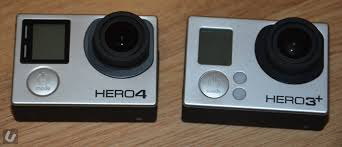 Gopro 4 Comparison Chart Gopro Hero 4 Vs 3 Vs 3 Comparison Unsponsored